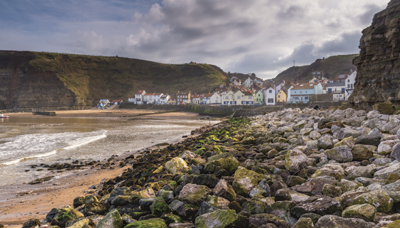 P11 staithes harbour shutterstock 604771457